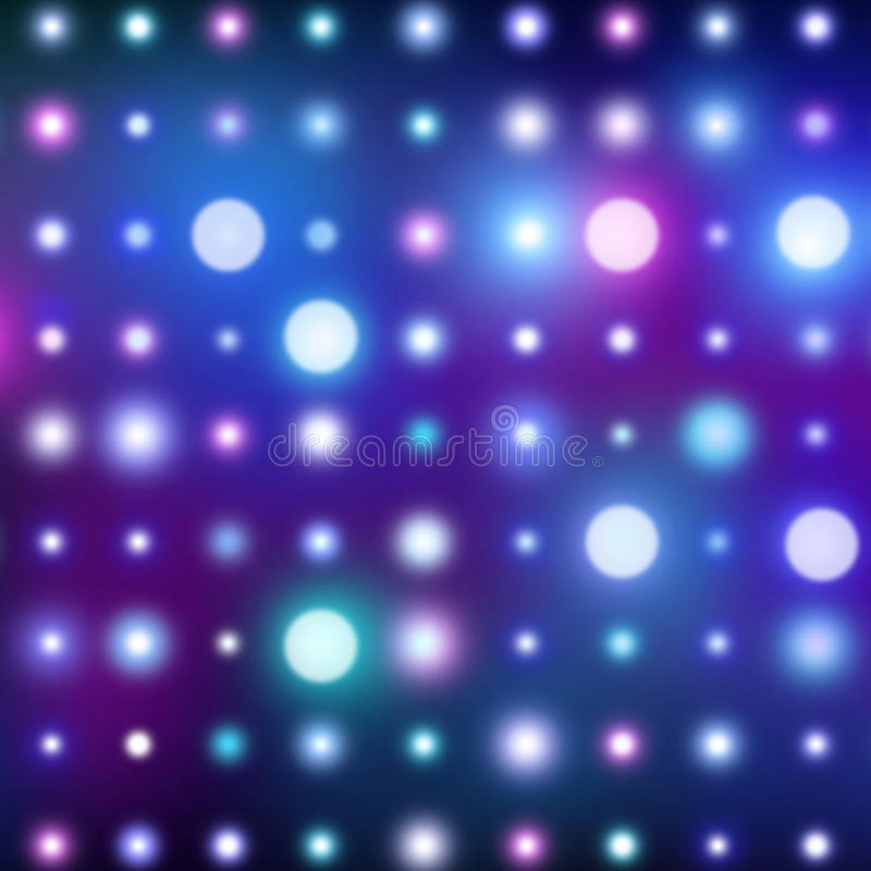 Nachtklub-Hintergrund stockfoto