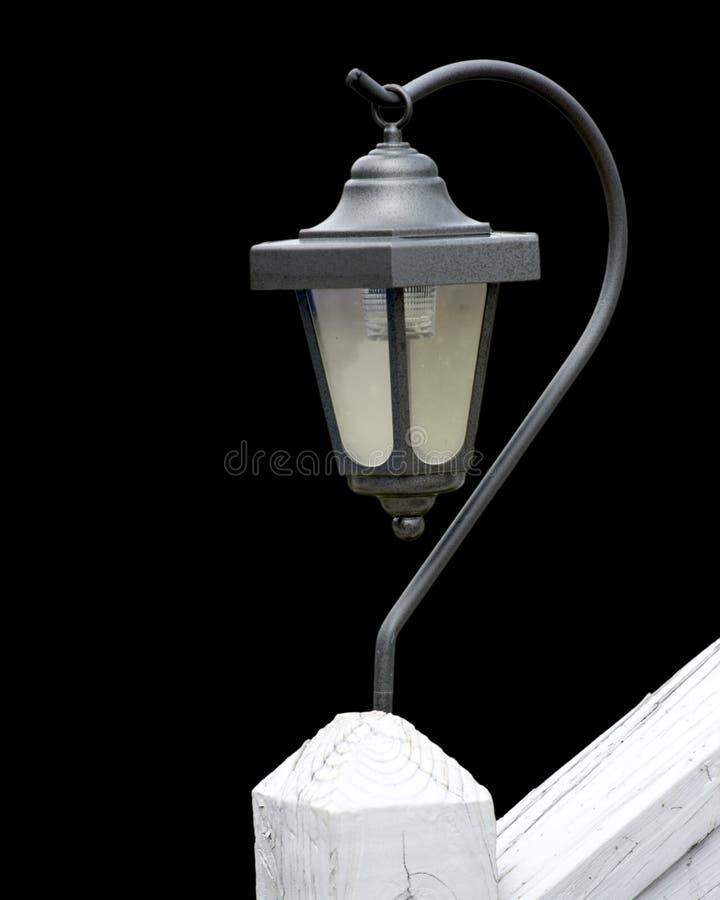 Nachtleuchte lizenzfreies stockbild
