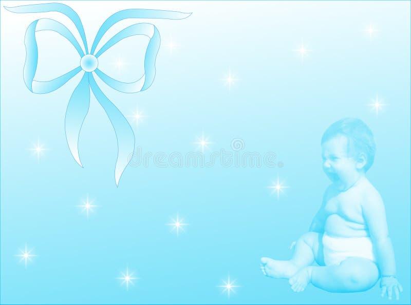 Nacimiento Masculino Del Bebé Foto de archivo libre de regalías