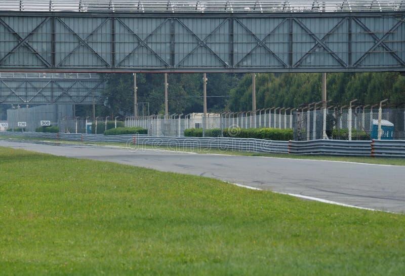 Nacional Monza de Autodromo fotos de stock royalty free