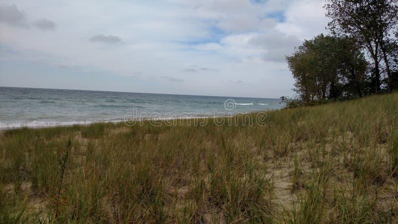 Nacional a orillas del lago 3 de las dunas fotos de archivo libres de regalías