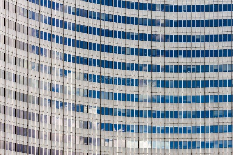 Naciones Unidas que construyen cerca encima de Viena imagenes de archivo
