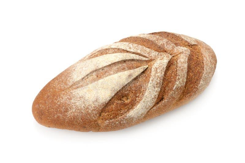 Naco do pão de centeio foto de stock