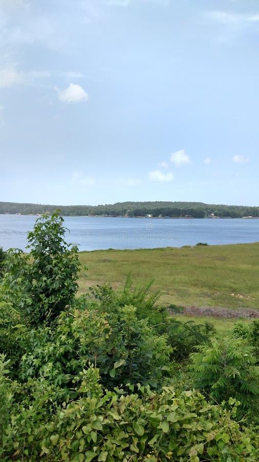 Nacogdoches do lago imagens de stock royalty free