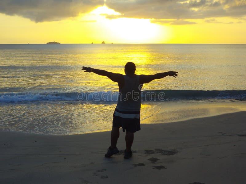 Nactagon Range_Palawan_PH 免版税库存照片