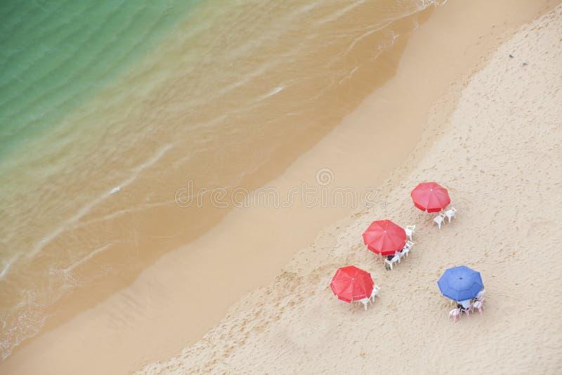 nad plaża obraz royalty free