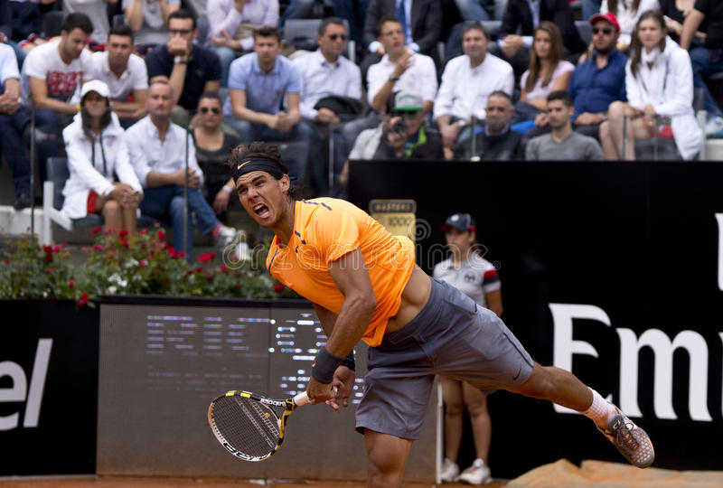 Nadal royalty free stock photography