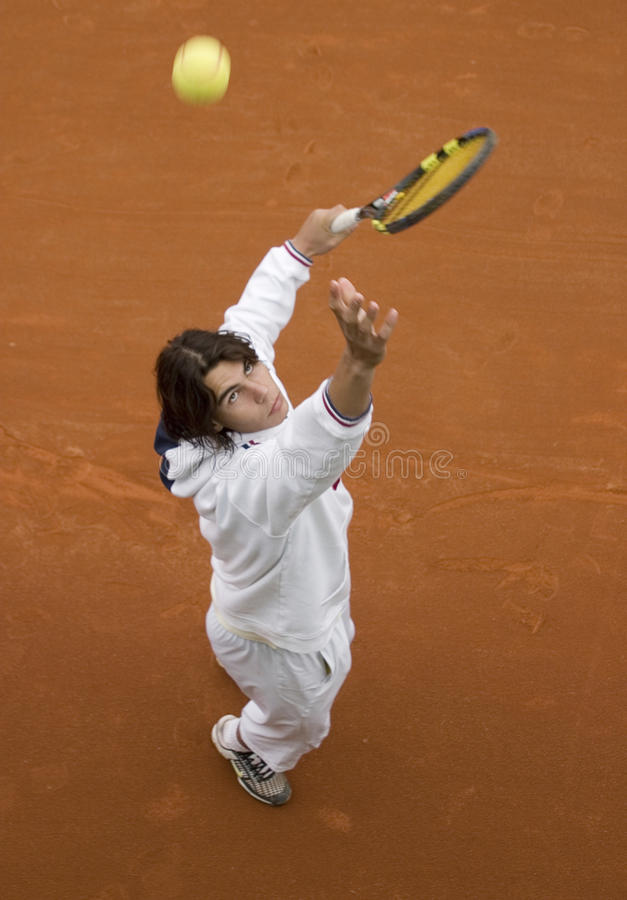 Nadal 138 库存图片