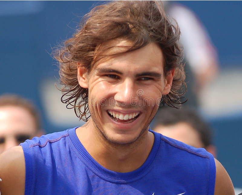 Nadal Rafael è per sempre il meglio (08) immagine stock libera da diritti
