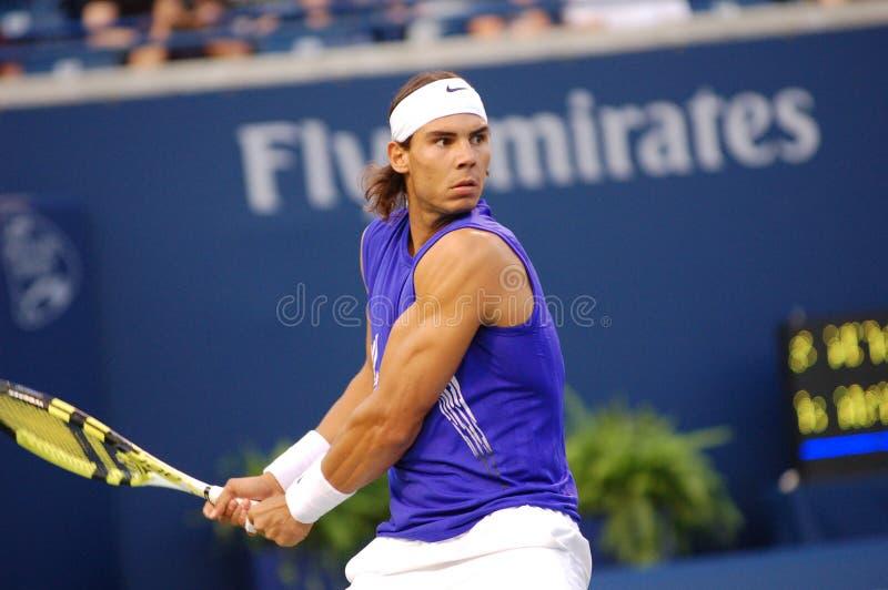 Nadal Rafael ist das Beste für immer (04) stockfotografie