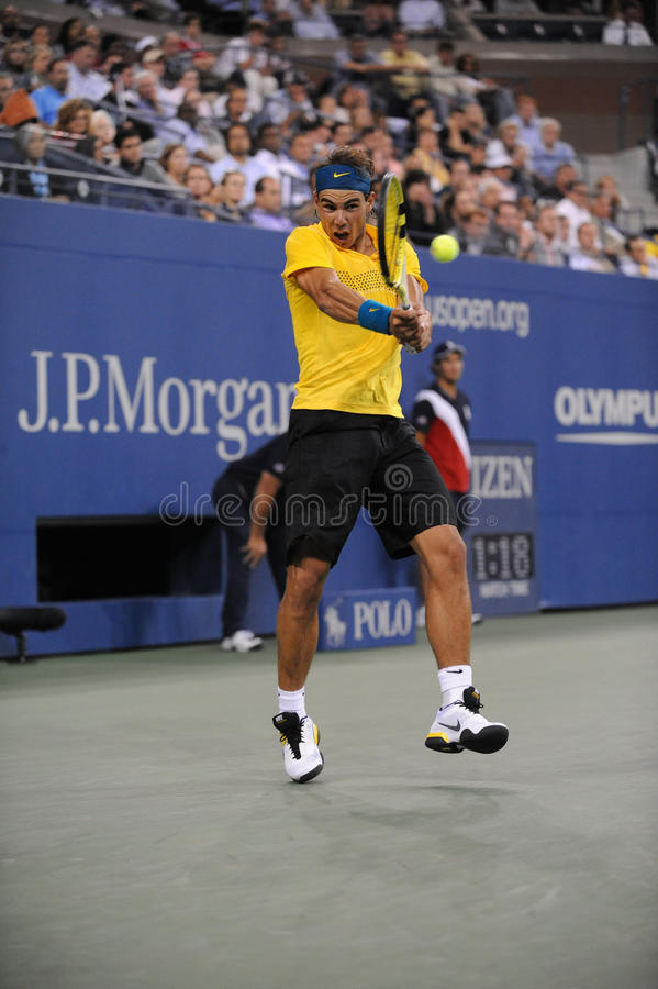 Download Nadal Rafael At US Open 2009 (21) Editorial Stock Photo - Image: 10885993