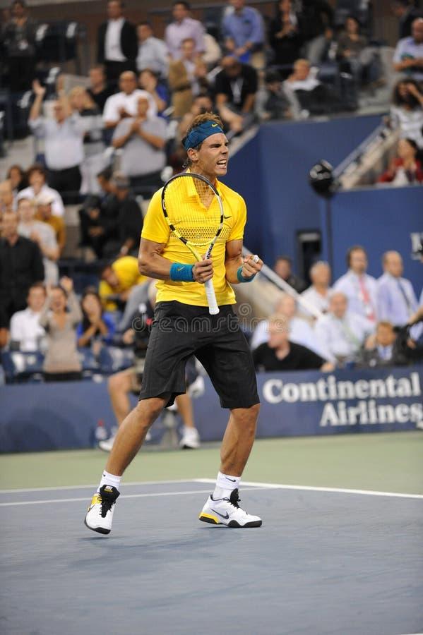 Download Nadal Rafael At US Open 2009 (84) Editorial Stock Image - Image: 10886009