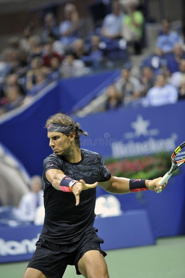Nadal Rafael an USOPEN 2013 (66) stockbilder