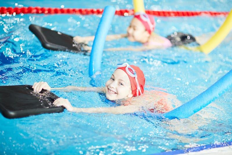 Nadar na associação fotografia de stock royalty free