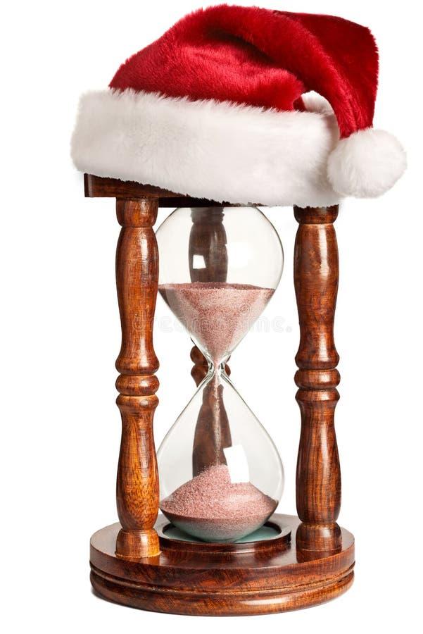 nadchodzący cristmas fotografia stock