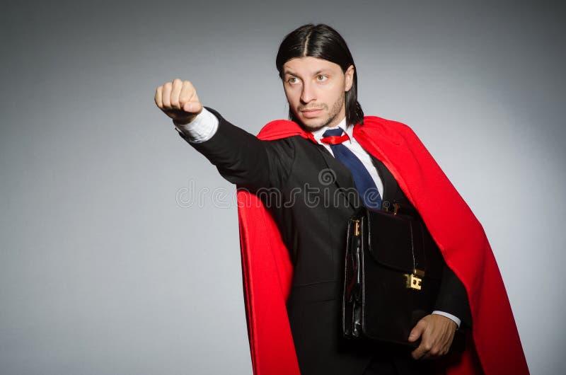 Nadczłowieka pojęcie z mężczyzna zdjęcie royalty free
