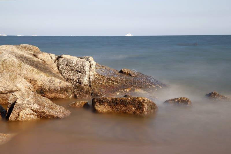 Nadmorski sceneria zdjęcia stock