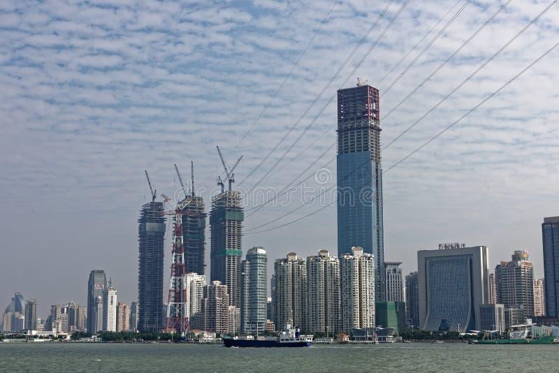Nadmorski Xiamen wyspa obraz royalty free