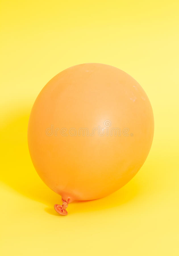 Nadmuchiwany balon obrazy stock
