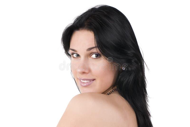 Download Nadzy Piękni Ramion Kobiety Potomstwa Zdjęcie Stock - Obraz złożonej z odosobniony, ramiona: 13340498