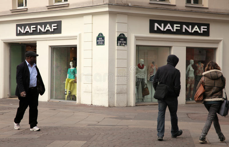 Naf Naf obraz royalty free