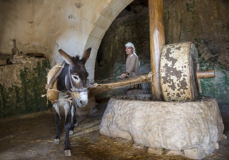 Nafciana prasa obraz royalty free