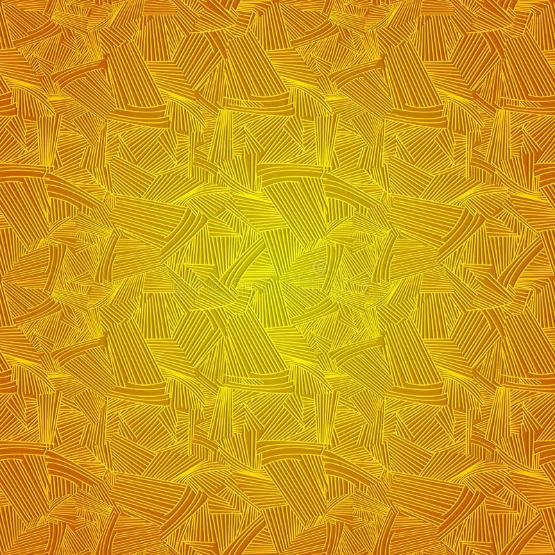 nafcianej farby wzór bezszwowy royalty ilustracja