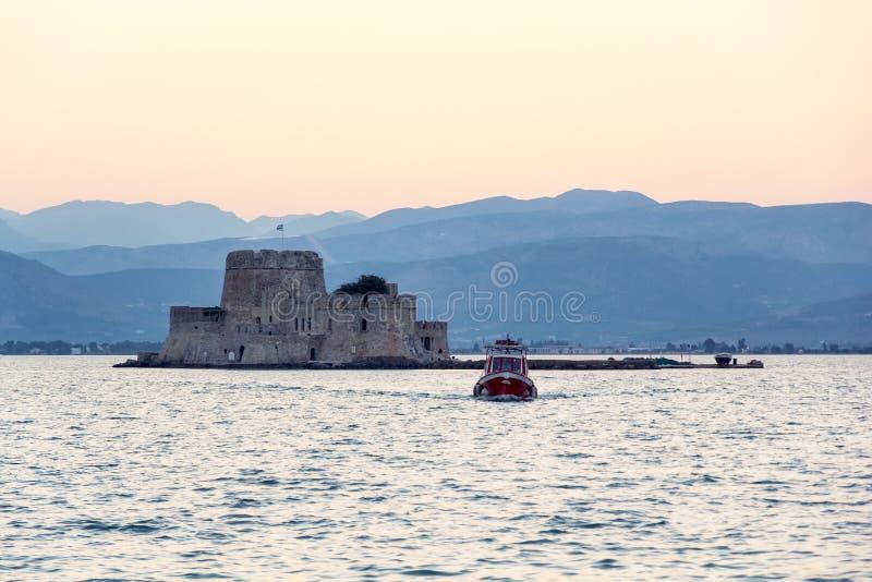 Nafplio Grecja fotografia royalty free
