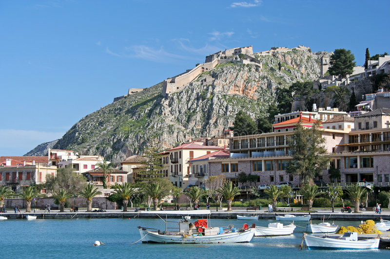 Download Nafplio, Greece Stock Photography - Image: 4553012