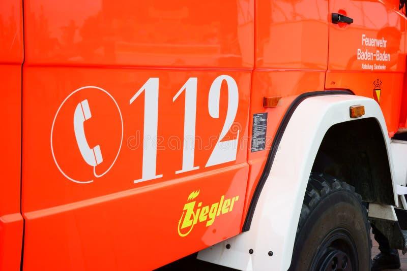 112 nagłych wypadków numer telefoniczny Europa fotografia royalty free