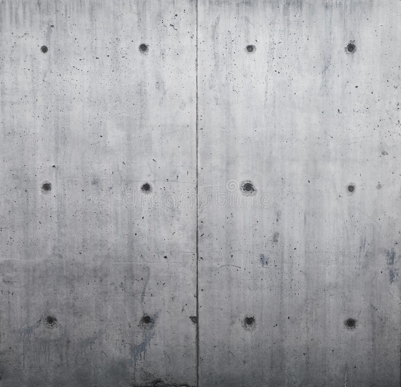 Naga betonowa ściana obraz royalty free