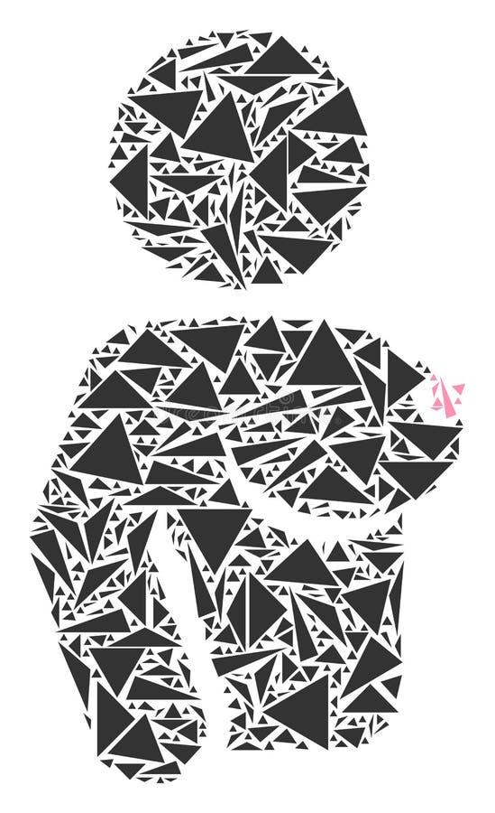 Seksowne nagie roje