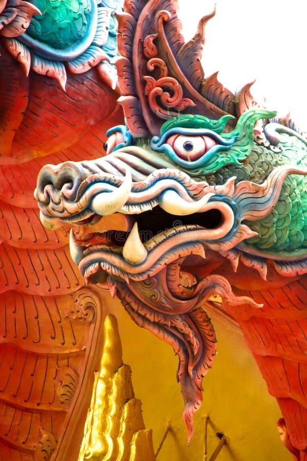 Naga Mujarin de roi photo libre de droits
