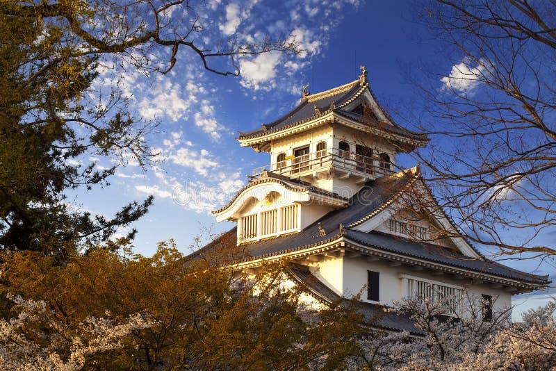 Nagahama, Japonia muzeum historia obrazy royalty free