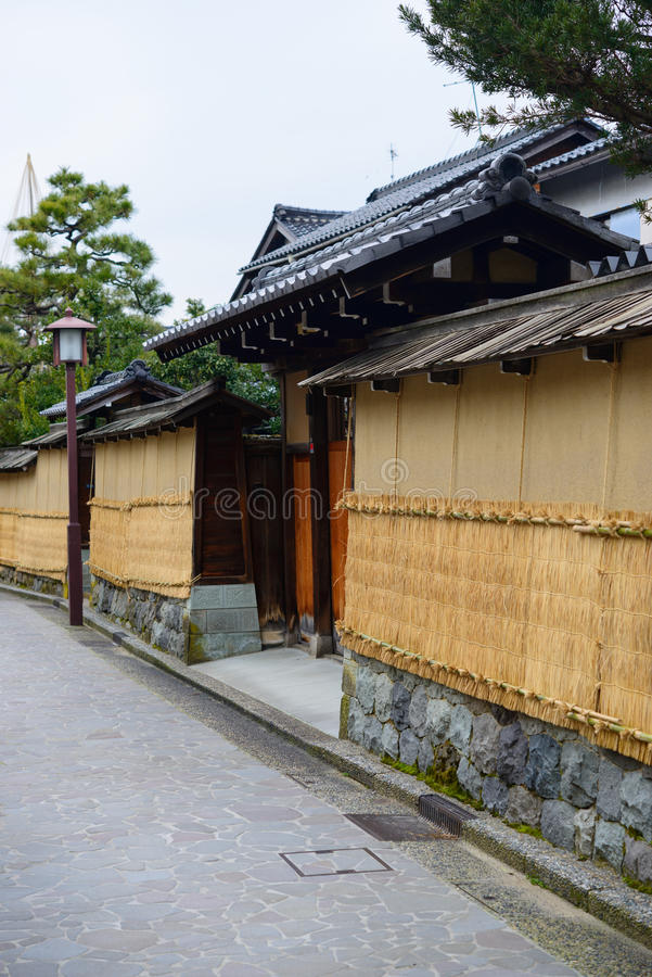Free Nagamachi Samurai District In Kanazawa, Japan Royalty Free Stock Images - 48704849
