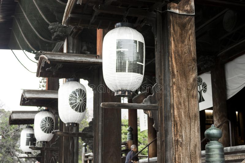 Nagano, Japon image stock