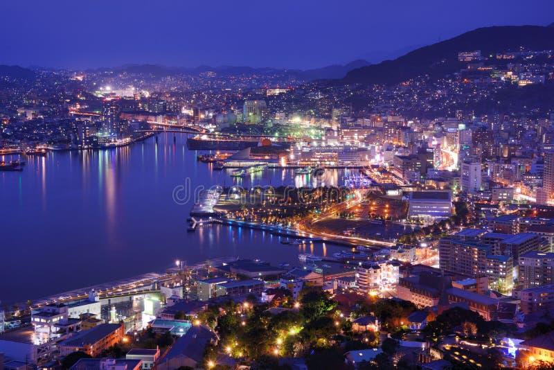 Nagasaki foto de archivo