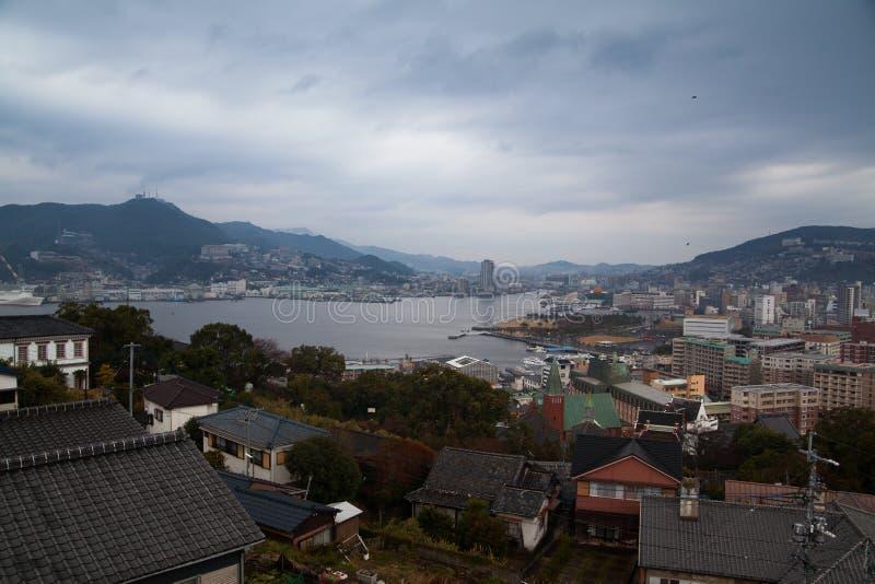 Nagasaki immagini stock libere da diritti