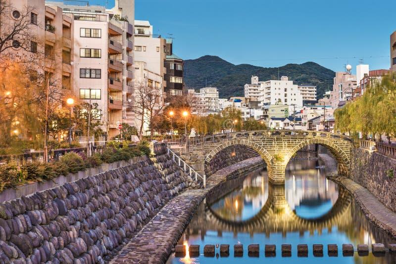 Nagasaki fotos de archivo