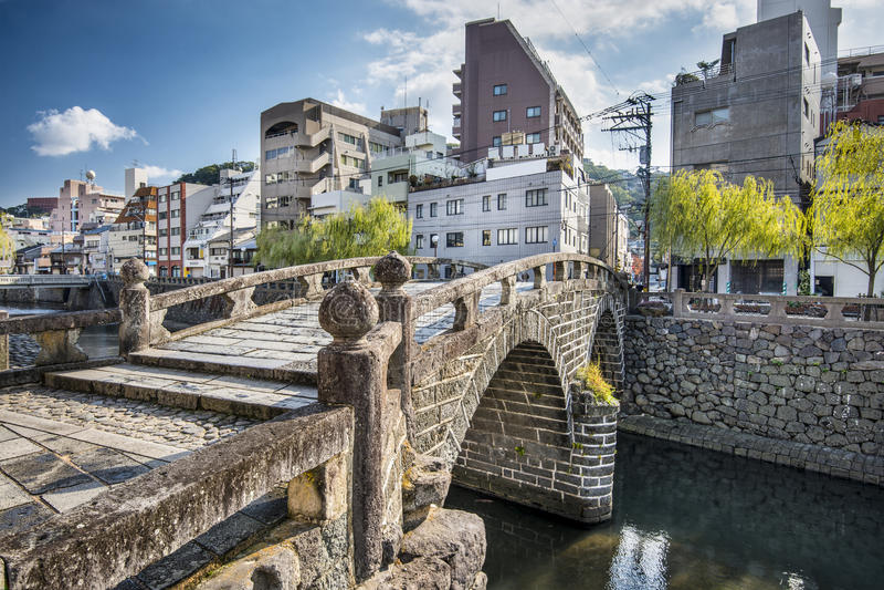 Nagasaki imagen de archivo