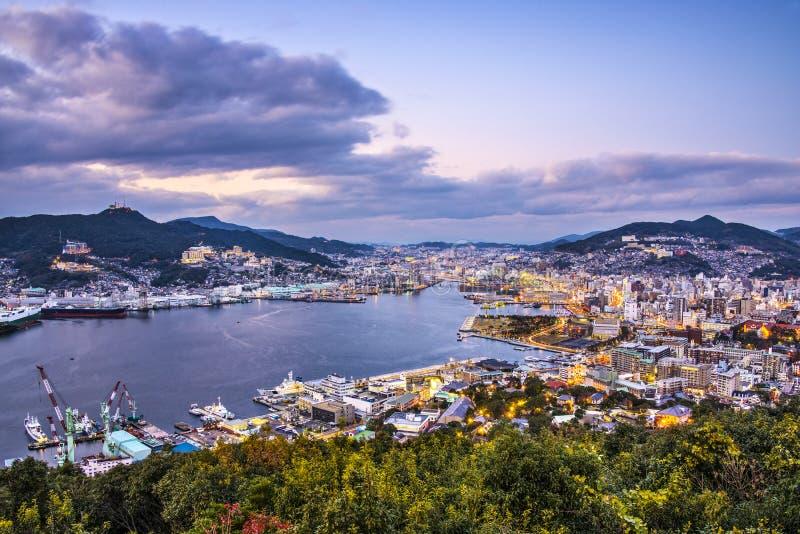 Nagasaki Japão foto de stock royalty free