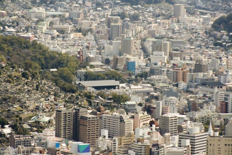 Nagasaki Japón fotos de archivo