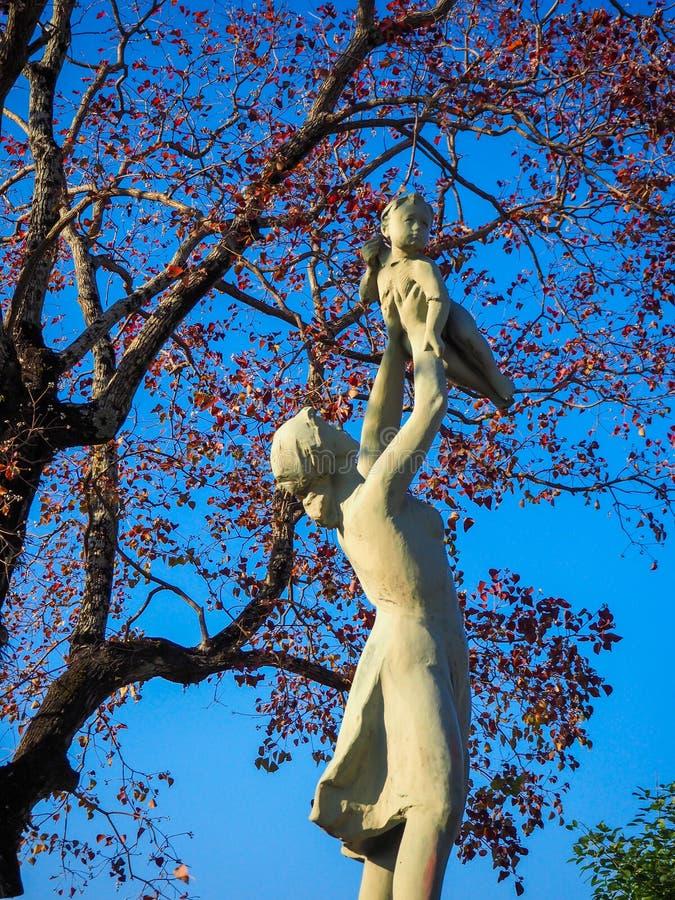 Nagasaki pokoju park zdjęcie royalty free