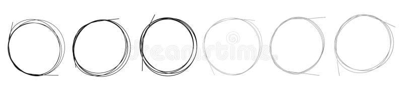 Nagelneues Set schwarzes Nylon und Metallwundestrin stockfotos