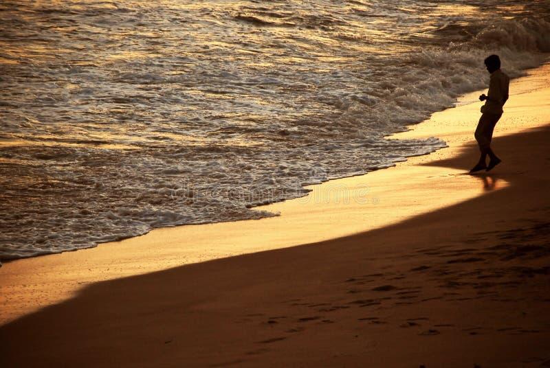 Nagerbobine, Tamil Nadu, Inde - 16 octobre 2010 photos stock