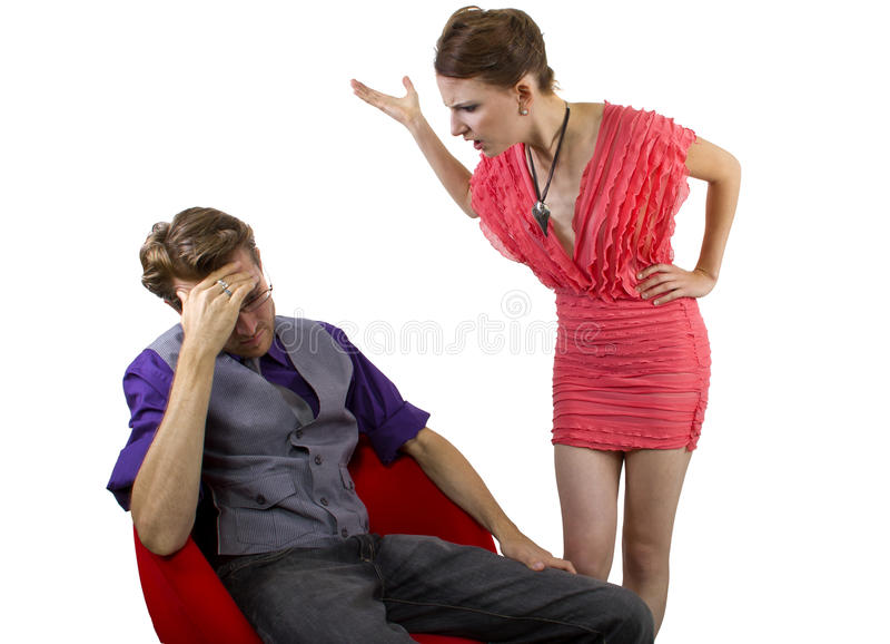 Nagging girlfriend