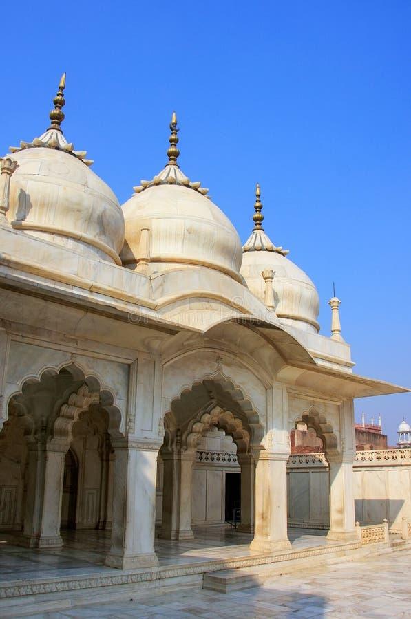 Nagina Masjid et x28 ; Gem Mosque et x29 ; dans le fort d'Âgrâ, uttar pradesh, Inde image libre de droits