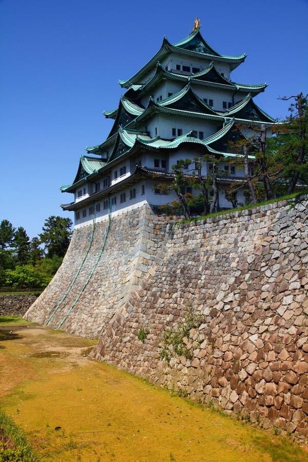 Nagoya architecture royalty free stock photos