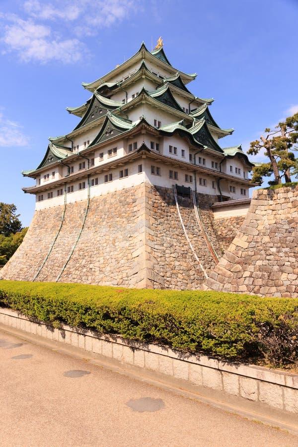 Nagoya Castle, Japan stock photos