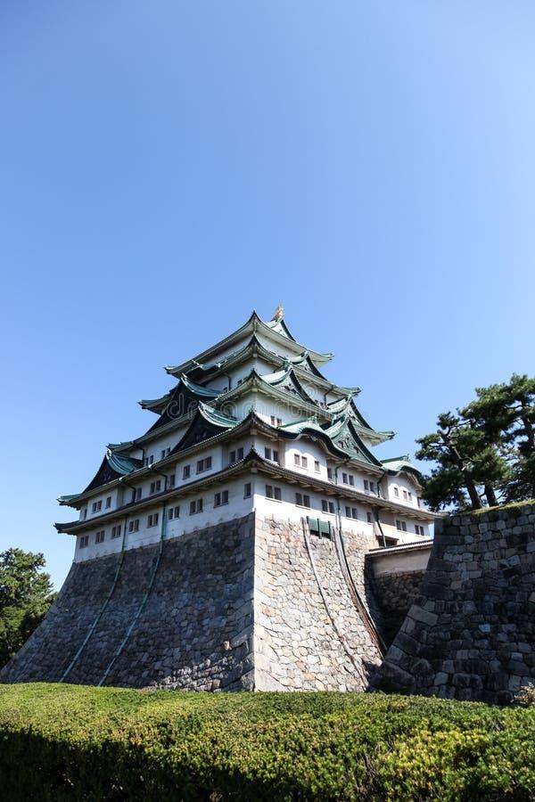 Nagoya castle, Japan. Nagoya castle in Nagoya city.,Japan stock photo